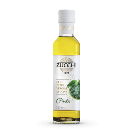 Olio al pesto 250ml