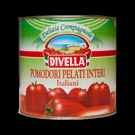 Pomidory Pelati 2,5 kg Divella
